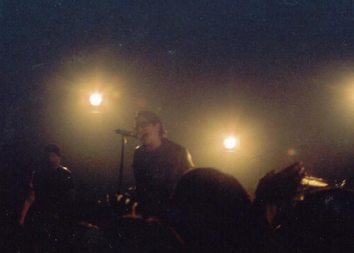 U2 live at the Astoria